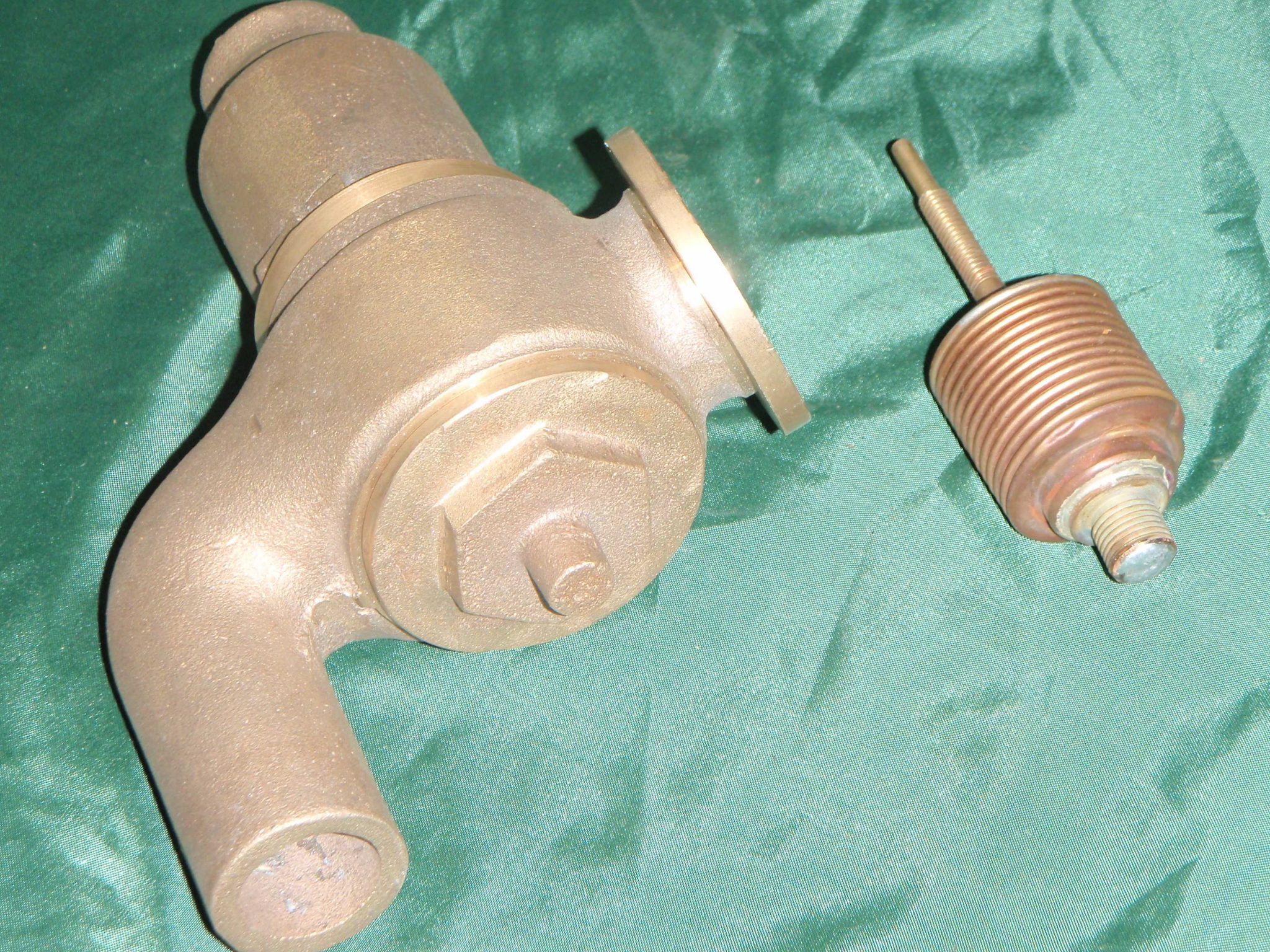 Thermostat And  Or Bellows